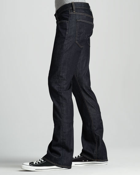Protege Straight-Leg Munich Rinse Jeans
