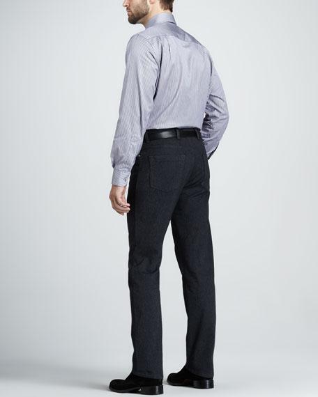 Herringbone Jeans