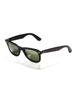Ray-Ban Wayfarer Classic Sunglasses, Black