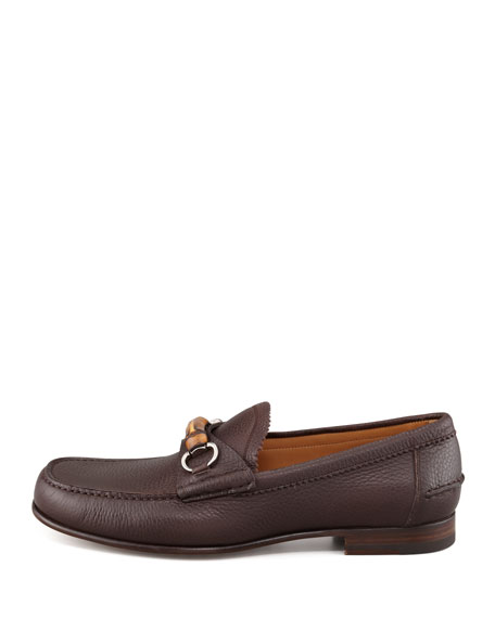 590cd9d6e41 Gucci Bamboo Millet Loafer