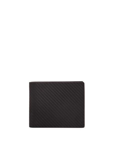 dunhill Pattern Bi-Fold Wallet