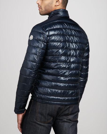 Rigel Puffer Moto Jacket