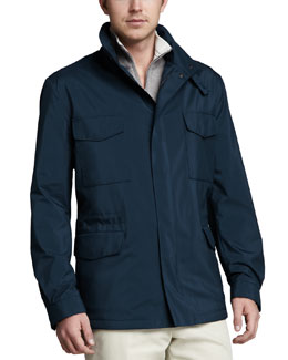 Loro Piana Traveler Windmate Jacket