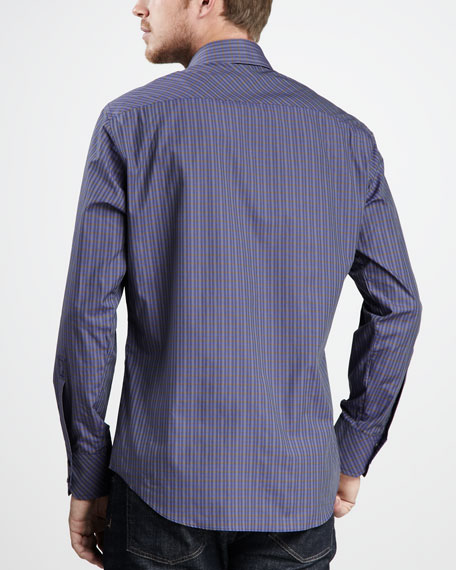 Epperly Check Sport Shirt