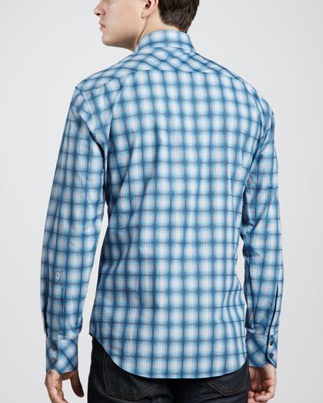 Leed Check Sport Shirt