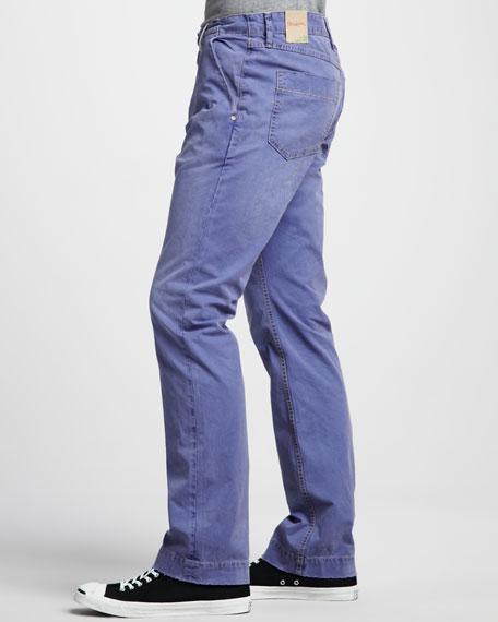 Yates Jeano Purple Jeans