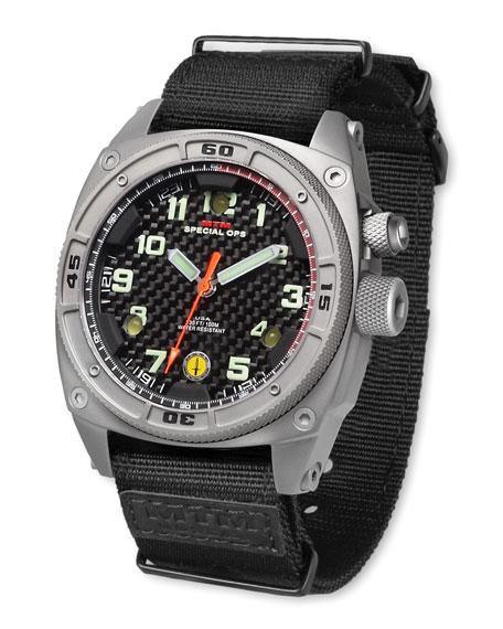 Falcon Ballistic-Strap Watch