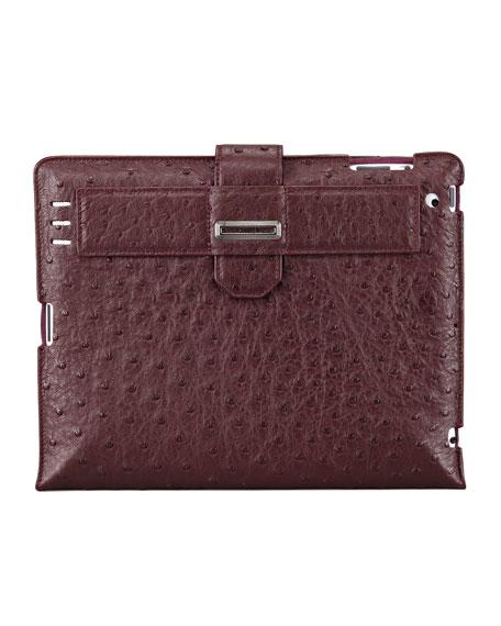 Ostrich iPad 2 Case, Purple