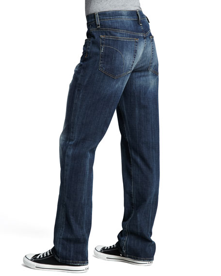 The Rebel Relaxed Miller Jeans