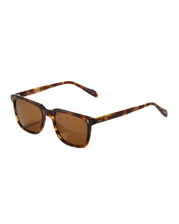 Oliver Peoples Ashwood Polarized Sunglasses