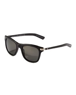 Oliver Peoples XXV Anniversary Polarized Sunglasses, Midnight Express