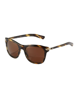 Oliver Peoples XXV Anniversary Polarized Sunglasses, Coco