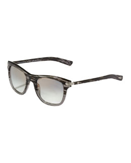 Oliver Peoples XXV Anniversary Photochromic Sunglasses, Storm Gray