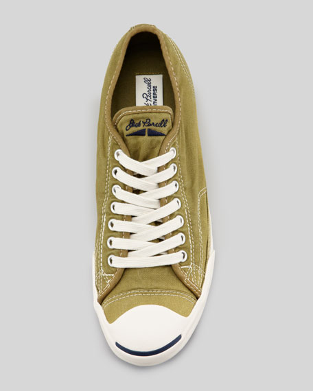 Jack Purcell Low-Profile Sneaker, Olive