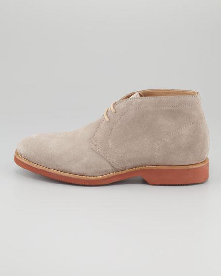 Suede Desert Boot, Gray