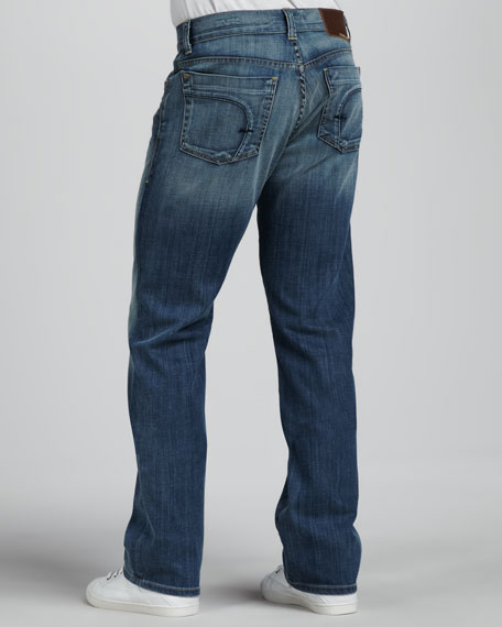 5011 Straight-Leg Jeans, Generation Blue