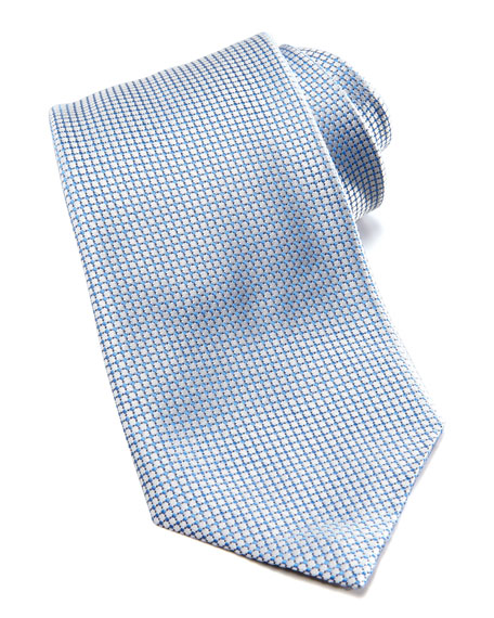 Diamond Silk Tie, Royal