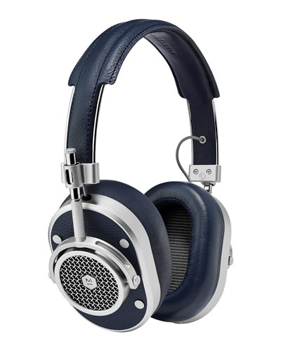 MH40 Over-Ear Headphones, Navy