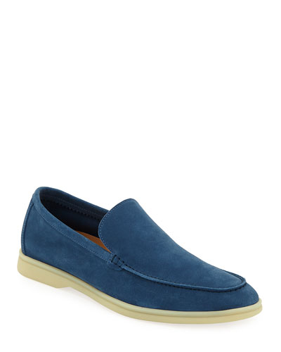Summer Walk Suede Loafer
