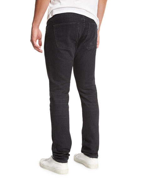Drop-Rise Denim Jeans