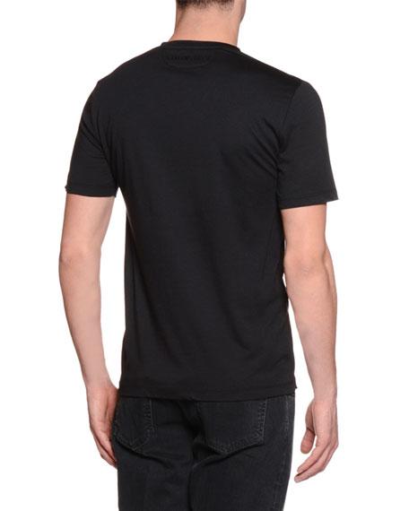 Tonal-Logo Short-Sleeve T-Shirt