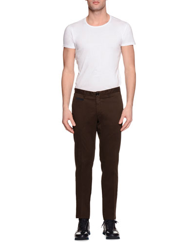 Cashmere Sport Trousers