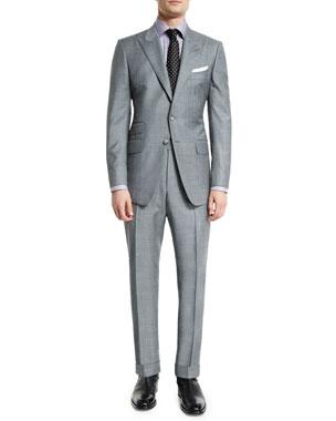 9fde8f92d Men's Designer Suits at Neiman Marcus