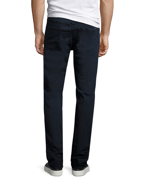 Image 2 of 3: 7 for all mankind Men's Luxe Sport: Slimmy Blue Jeans