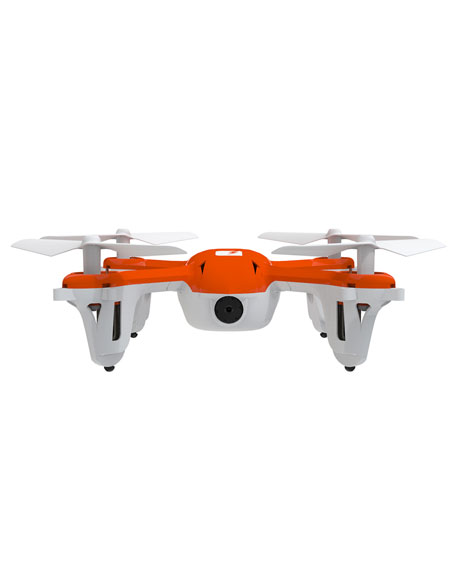 TRNDLabs SKEYE Mini Drone W HD Camera Orange White
