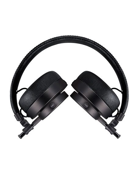 MH30 On-Ear Headphones, Black