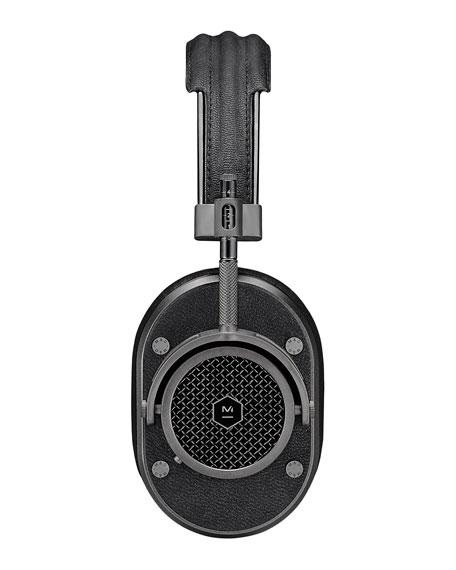 MH40 Noise-Isolating Over-Ear Headphones