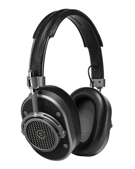 Master & Dynamic MH40 Noise-Isolating Over-Ear Headphones