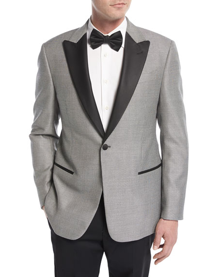 You're cordially invited to look your most dashing in our stylish selection of dinner suits for all black tie events. Complete with a shirt and waistcoat to finish off the dress code to perfection.