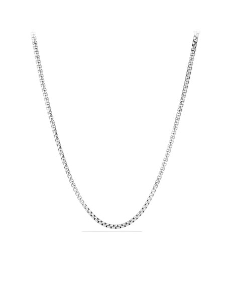 David Yurman Extra-Large Box Chain