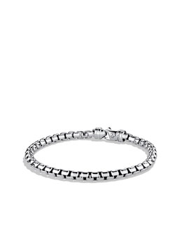 David Yurman Large Link Box Chain Bracelet