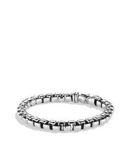 David Yurman Extra-Large Box Chain Bracelet