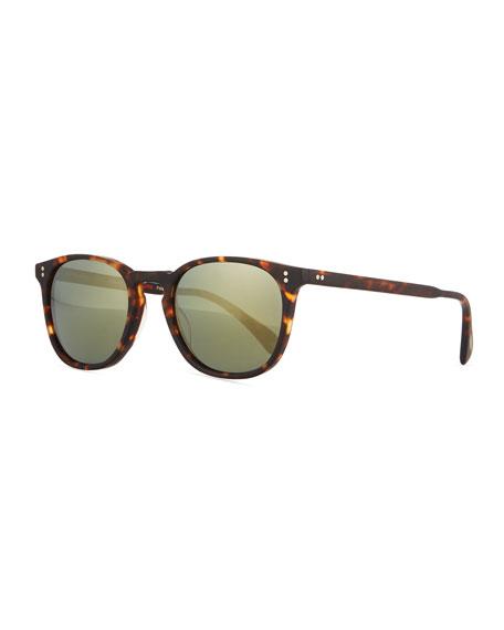 Oliver Peoples Finley Esq. 51 Acetate Sunglasses