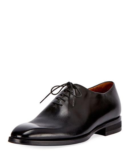 Allesandro Leather Dress Shoe, Black