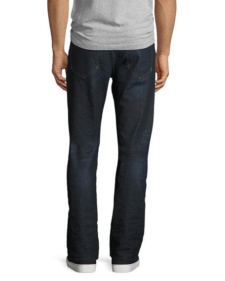 Brixton Slim-Straight Denim Jeans, Oil Slick Indigo