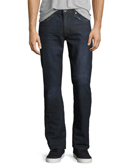 Joe's Jeans Brixton Slim-Straight Denim Jeans, Oil Slick