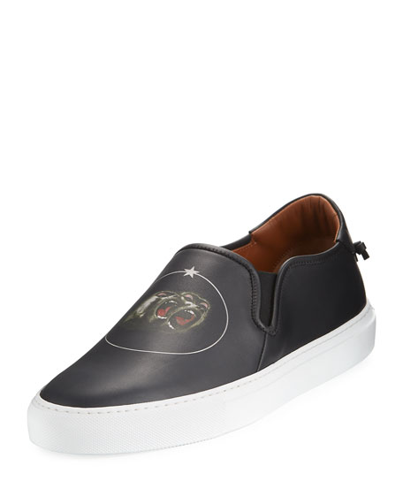 Givenchy Monkey Brothers Slip-On Sneaker