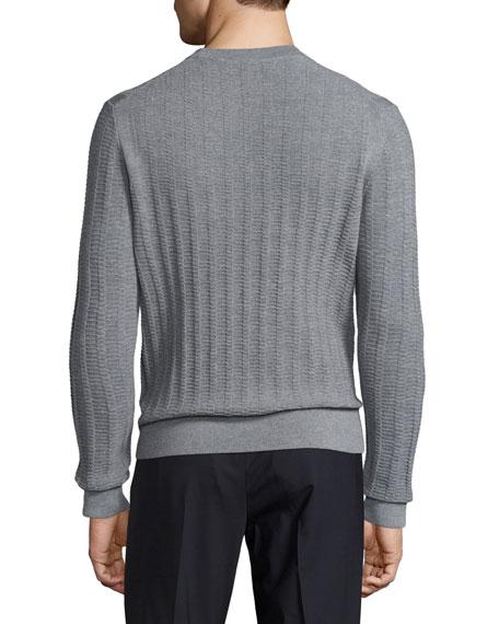 Salins Castellos Merino Wool Crewneck Sweater