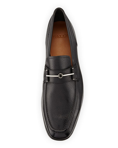 Brignant Leather Horsebit Loafer