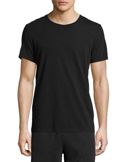 ATM Anthony Thomas Melillo Classic Crewneck Short-Sleeve T-Shirt