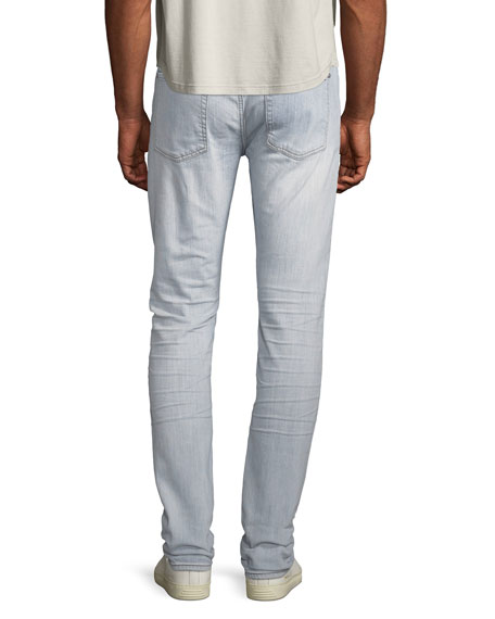 7 For All Mankind Paxtyn Off Limits Denim Jeans