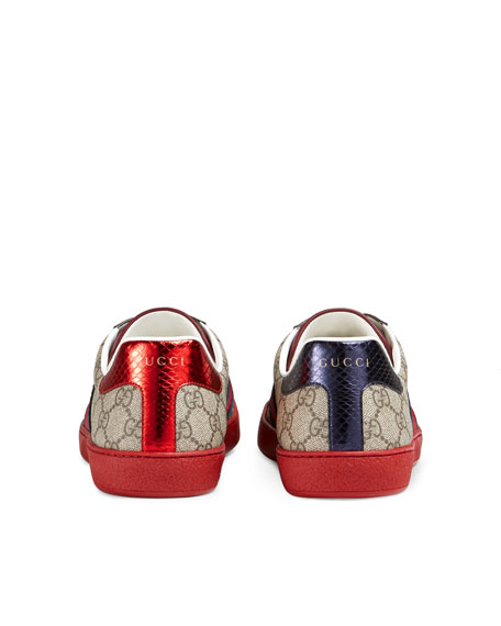 Gucci Ace GG Supreme Sneaker