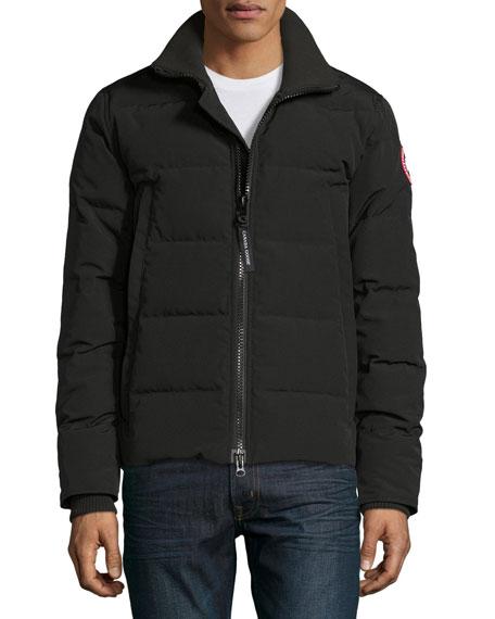 Canada Goose Woolford Puffer Jacket, Black