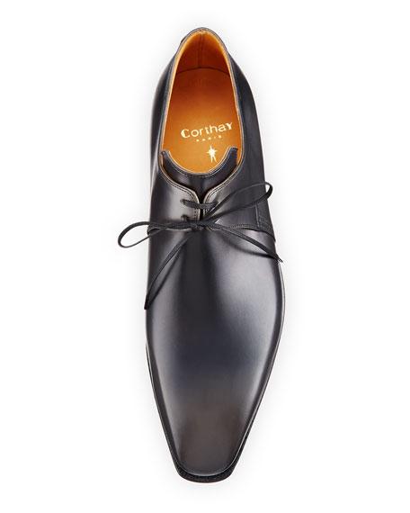 Arca Patina Derby Shoe, Gunmetal