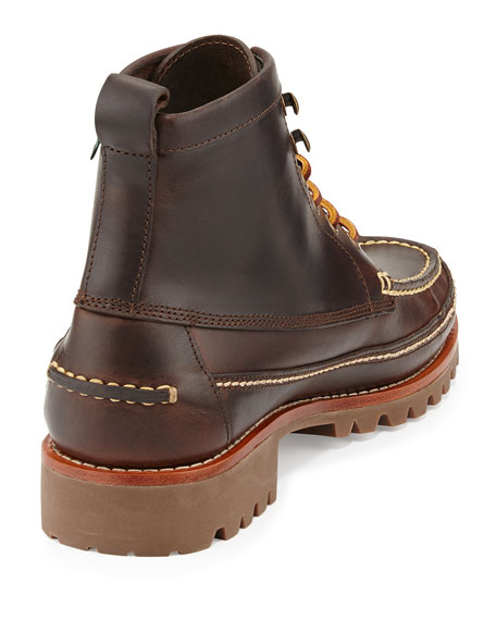 Eastland 1955 Edition Franconia 1955 Ankle Boots, Oak