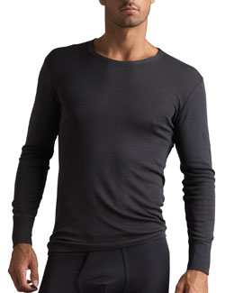 Hanro Woolen Silk Thermal Shirt
